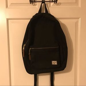 Herschel Black Settlement Backpack